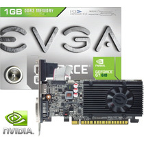 Video Nvidia Geforce Gt610 1gb Ddr3 Vga Dvi Hdmi Pci Express