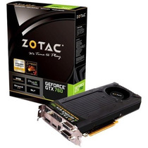 Placa De Video Zotac Nvidia Geforce Gtx 760 2gb Gddr5
