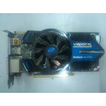 Placa De Video Ati Radeon Hd 5770 Vapor-x 1gb Excelente!!