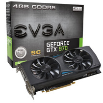 Placa Video Gtx 970 Acx 2.0 4gb Evga Hdmi Dvi Displayport