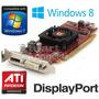 Dell Ati Hd4550 512mb Pci-e 1 Dvi 1 Displayport (lowprofile)