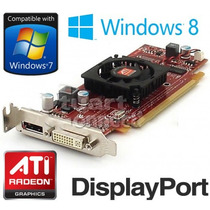 Dell Ati Hd4550 512mb Pci-e 1 Dvi 1 Displayport (lowprofile)