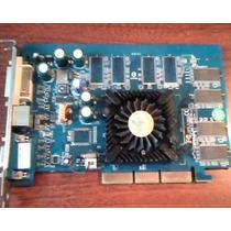 Placa De Video Geforce Agp 128mb