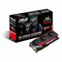 Asus Radeon R9 Fury Strix 4gb Pci-e / Mantle / 4k Gtia Dx12