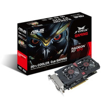 Asus Radeon R7 370 Strix 2gb Pci-e / Mantle / 4k Gtia Dx12