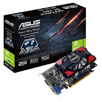 Placa Video Gt 740 2gb Ddr3 Asus Geforce Hdmi Pci-e 3.0