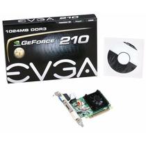 Video Geforce G210 1gb Ddr3 Hdmi Dvi Vga Gt 210 Pci-e 2.0