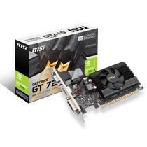 Placa De Video Msi N720 2gd3 Ddr3 2gb Nvidia Gt 720 Geforce