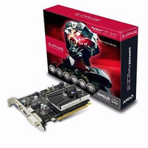 Placa De Video Sapphire Pcie R7 240 1gb Ddr5 Bsaspc