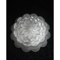 Plafon Estrella Retro De Diseño En Cristal Y Cromo Vintage