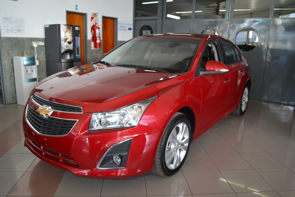 Plan De Ahorro Adjudicado Chevrolet Cruze 0km 2015