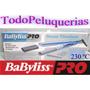 Kit Alisado Planchita Babyliss Nano Titanium 8 Piezas *210ºc