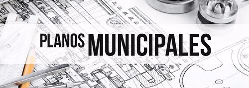 Planos Municipales - Croquis De Habilitación Comercial