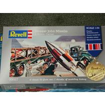 Honest John Missile Y Mibile Carrier Revell Escala 1/54