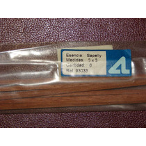 Artesania Latina Varillas De Madera 3 X 3 Sapelly