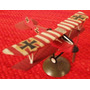 Avion Biplano Aleman Albatros Dva Primer Guerra Mundial
