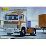 Heller 1/24 80770 Scania Lb 141 Camion