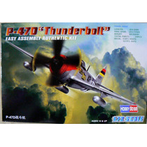 Hobbyboss 1/72 P-47d ¨thunderbolt¨ Easy Kit