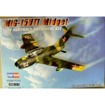 Hobbyboss 1/72 Mig-15uti Midget Easy Kit
