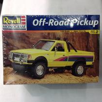 Off Road Pickup Camioneta Revell Para Aramar Maqueta 1/24