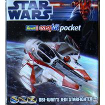 Revell 1/58 Obi Wan S Jedi Starfighter Easykit Pocket