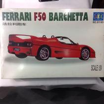 Ferrari F50 Barchetta Lee Maqueta Para Armar 1/24 La Plata