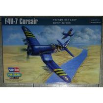 Maqueta Para Armar Avion F4u-7 Corsair Hobby Boss 1/48