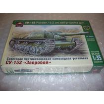 Obús Autopropulsado S U 152 - Ark Models - 1/35