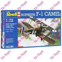Avion Revell Sopwith F-1 Camel P/armar 1:72 Kit 04190