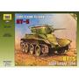 Tanque Zvezda P/armar Bt 5 Soviet L 1/35 Kit 3507