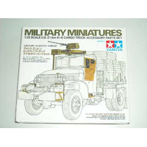 Maquetas Tamiya 1/35 Accesorios Para Camion Militar