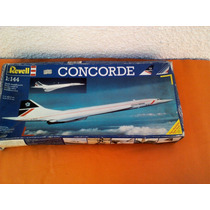 Maqueta Revell Concorde British / Air France Año 1990 1/144