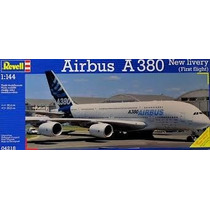 Airbus A380 First Flight New Livery Revell 1/144