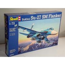 Revell 4937 Sukhoi Su27 Sk Flanker Maqueta P/ Armar La Plata
