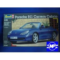 Auto Revell P/armar Porsche 911 Carrera Cabrio 1/24 Kit 7343