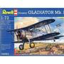 Gloster Gladiator Mk.i 1/72 Marca Revell