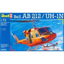 Bell Ab-212 / Uh-1n Revell 4654 Escala 1/72