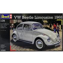 Escarabajo Volkswagen Revell 7083 Maqueta P/ Armar La Plata