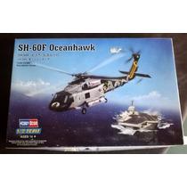 Helicoptero Sh-60f Ocean 1:72 Hobby Boss Maqueta Para Armar.