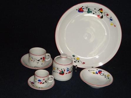 Plato Playo 25cm. Porcelana Tsuji. Linea Miro
