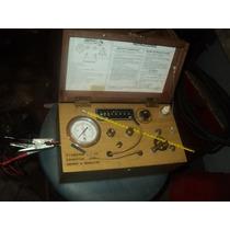 Comprobador De Sensores Temperatura Y Aceite