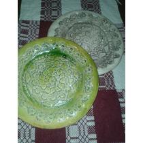 Fuentes De Ceramica Artesanales