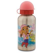 Botella De Agua De Aluminio Disney Store: Jake Pirata