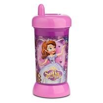 Vaso Plástico Con Pico Disney Store: Princesa Sofía