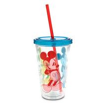 Vaso Disney Store: Mickey - La Diversión Del Verano 450 Cc