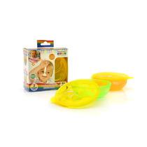 Bowls Para Snack (2 Un.) Baby Innovation Punto Bebé