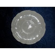 Plato De Te Porcelana Verbano P/reposición.microcentro-avell
