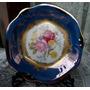 Plato Antiguo Decorativo De Porcelana Japonesa Ohc 1932