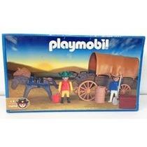 Playmobil Carreta Con 2 Personajes Art. 13278