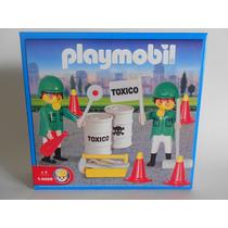 Playmobil 1-9509 Brigada Toxicos / Caja Cerrada
